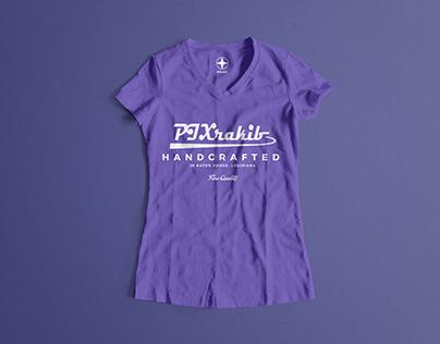 T-Shirt Design By PIXrakib