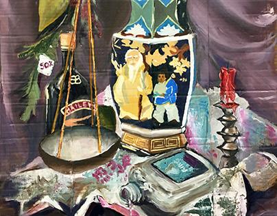 DA2001 Painting