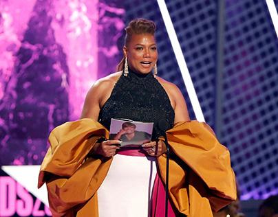 Queen Latifah Received Lifetime Achievement Award
