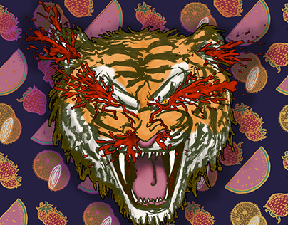 Hemorrhage of Ferocity (Mike's Harder Tiger's Blood)