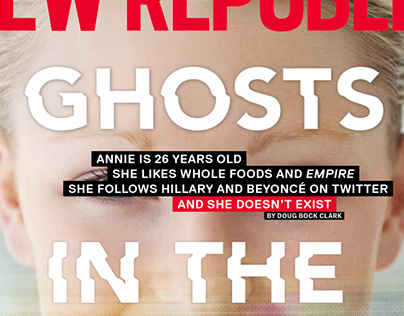 New Republic Cover & Spreads, May 2015