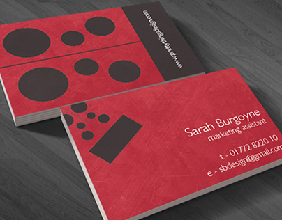 Product Design - Business Cards