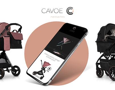 CAVOE / Strona WWW