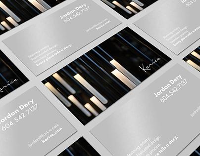 KARICE – Branding and Marketing Strategy