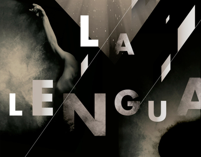 La Lengua - Theatre poster
