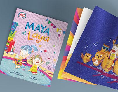 Maya at Laya