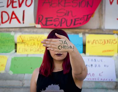 #PorTodasElas - Manifestação em Lisboa