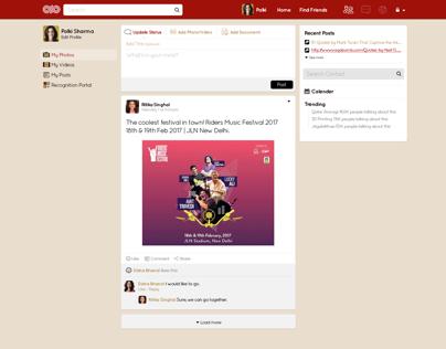 GPI Intranet Website Design & Mobile App
