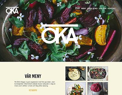 OKA - Vegetarian Restaurant