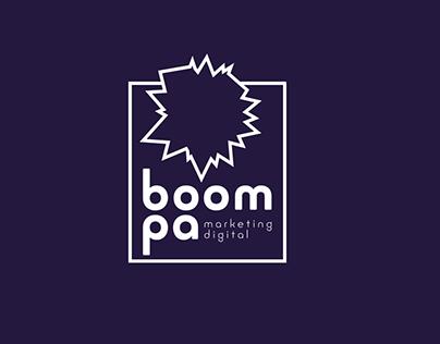Identidade Visual // Boompa