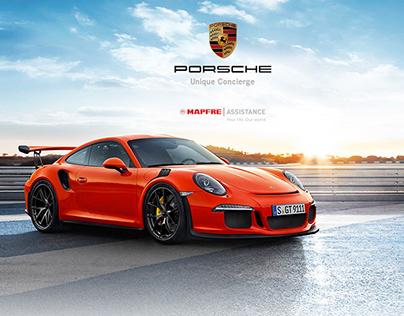 Porsche Concierge by Mapfre Assistance Mexico