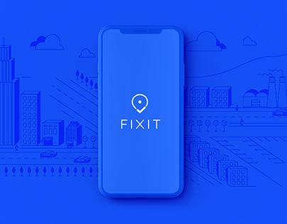 Fixit App Case Study