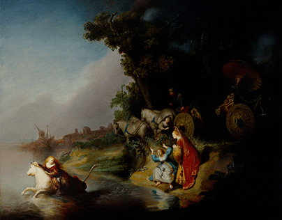 Copy. The Abduction of Europa