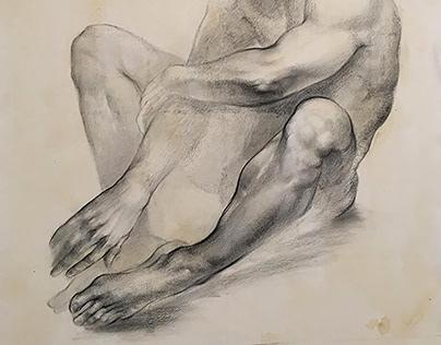 Academic drawing.