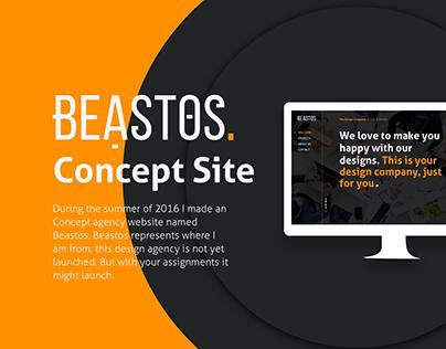 Beastos Agency website