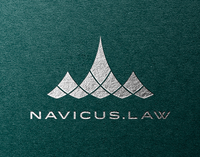 Navicus Law | Visual & Brand Identity
