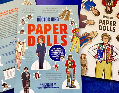 Doctor Who: Paper Dolls (BBC Books)