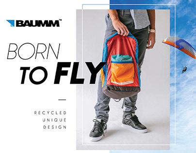 BAUMM Rebrand