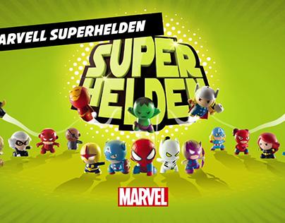 Marvel Superhelden (Walt Disney)