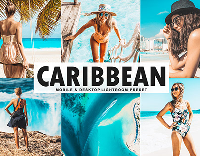 Free Caribbean Mobile & Desktop Lightroom Preset