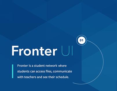 Fronter UI