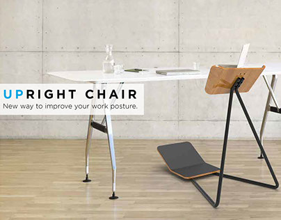 Upright Chair