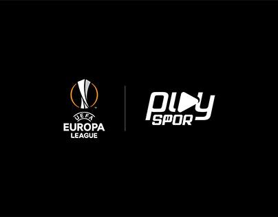 UEFA Europa League Yayın ve Sosyal Medya Grafikleri