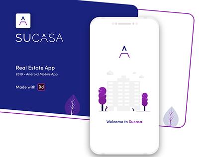 Sucasa - Real Estate App (Android)
