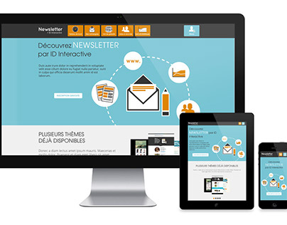 Logiciel newsletter - ID Interactive