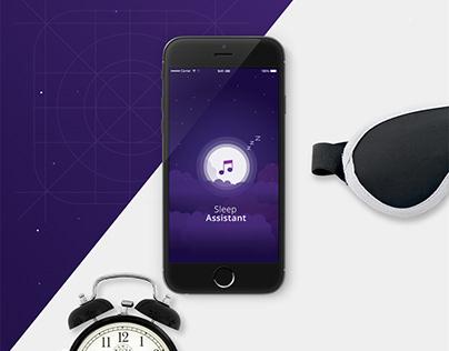 Sleep Assistant iOS app