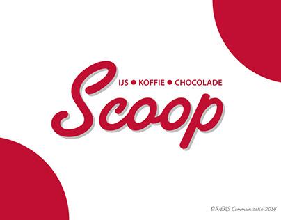 Scoop logo design & signing