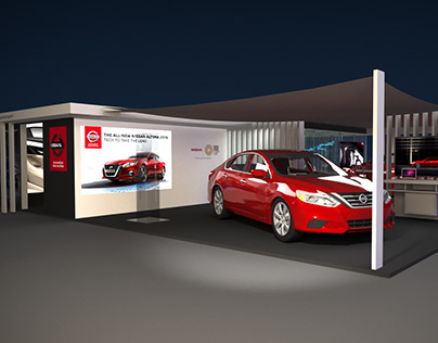 NISSAN ALTIMA Launch