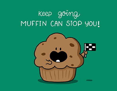 Muffin can stop you!
