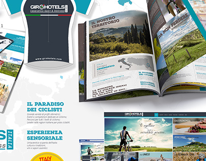Tourism Projects - Graphic Design & Marketing