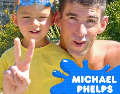 Michael Phelps x PAW Patrol: Water Safety PSA
