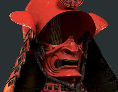 Kabuto helm