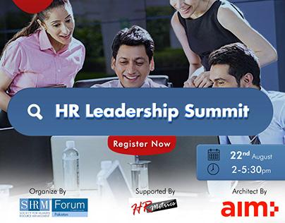 HR Leadership Summit (Virtual)