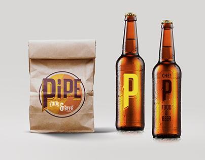 PIPE . Branding