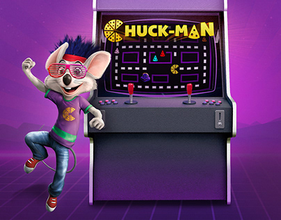 Chuck E. Cheese's - 40th Anniversary Campaign