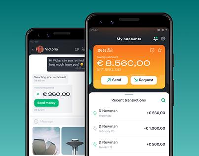 AllWallet —a multi-banking wallet application