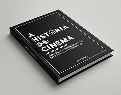 """Projeto livro fictício """"A história do cinema"""""""