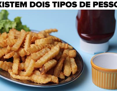 Existem dois tipos de pessoa (Ketchup)