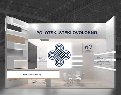 """Polotsk"" exhibition stand"