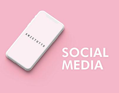 Social Mídia | Anzetutto