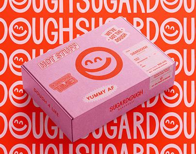 Sugardough Bakehouse   Branding