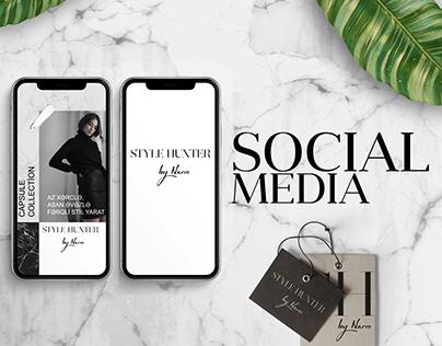 Style Hunter - Social Media