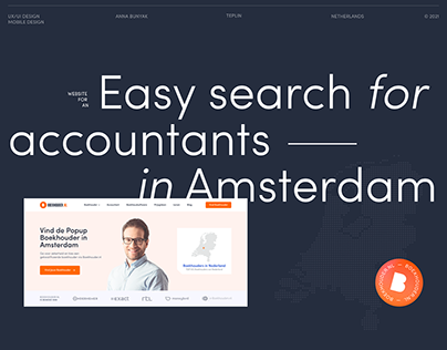 Boekhouder.nl   Corporate Website