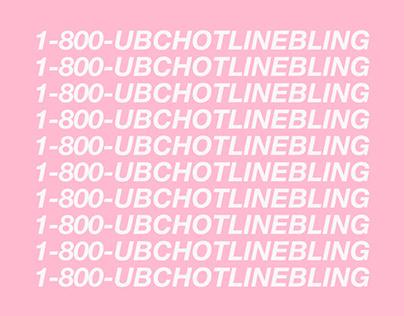 UBC Hotline Bling