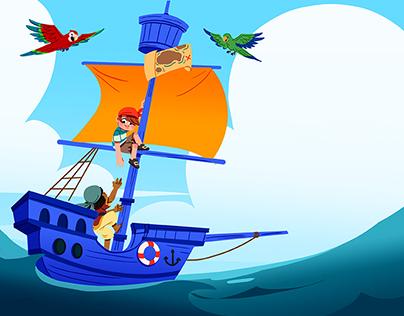 L'académie des pirates