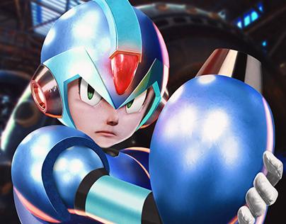 Realistic Megaman X